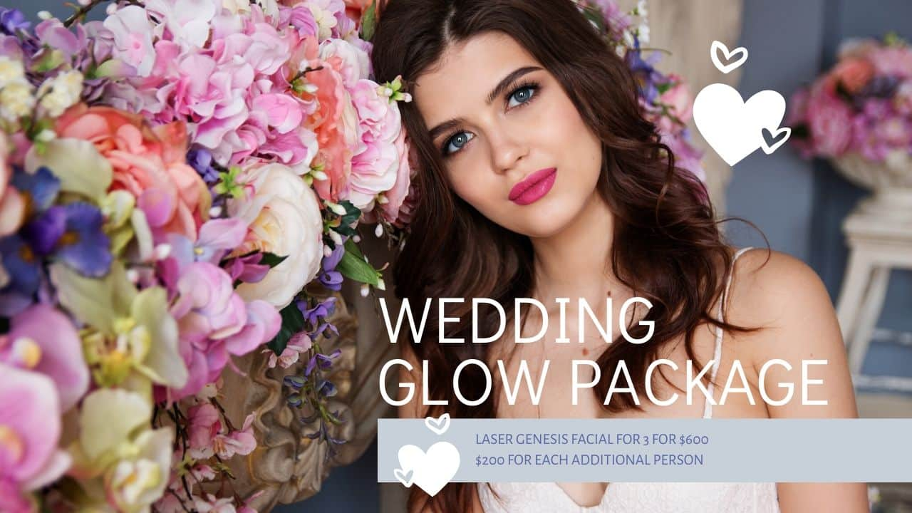 Wedding Glow Package